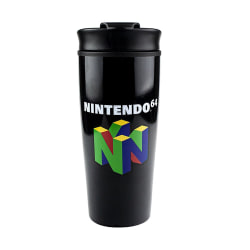 Nintendo 64 - Resemugg multifärg