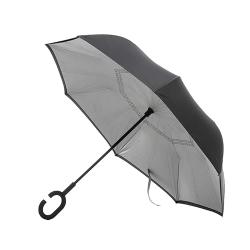 Omvänt Paraply Svart