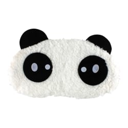 Oskyldig Panda, Fluffig Sovmask för resor och avslappning multifärg one size