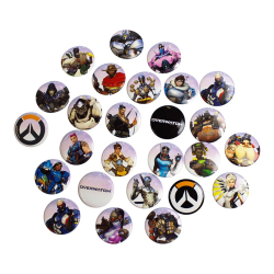 Overwatch Pin, Säljs slumpvis multifärg