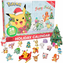 Pokémon - Adventskalender MultiColor