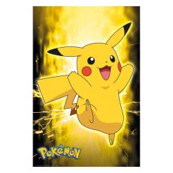 Pokémon, Maxi Poster - Neon Pikachu multifärg
