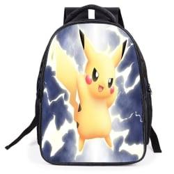 Pokémon / Pikachu Ryggsäck för barn - Nr 4 multifärg