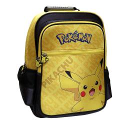 Pokémon, Ryggsäck för Barn - Pikachu Gul