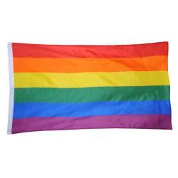 Prideflagga / Regnbågsflagga multifärg