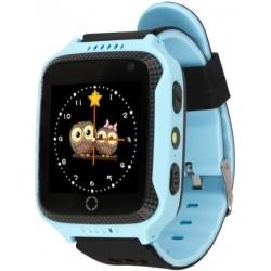 Q529 Smartklocka för barn med GPS - Blå Blå