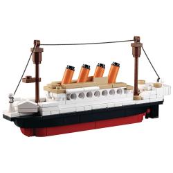 Sluban Byggblock - Titanic multifärg