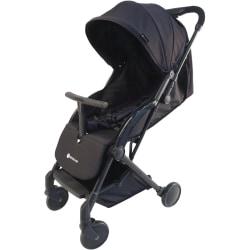 Sulky Barnvagn med Sufflett, Hopvikbar - Mörkblå Mörkblå