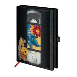 The Lion King, Anteckningsbok - VHS multifärg