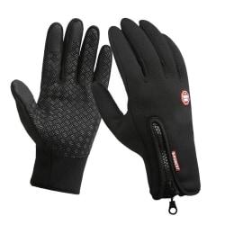 Touch Handskar, Svarta - M Black M