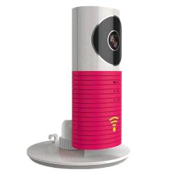 Trådlös Babykamera / Övervakningskamera - Nattseende - Rosa Rosa