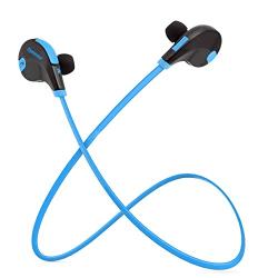 Trådlösa Sporthörlurar - Blå Blå