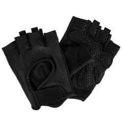 Träningshandskar, Svart - L Black L