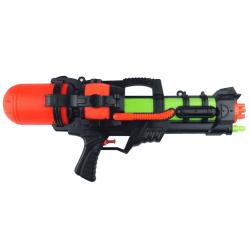 Vattenpistol, Double Shot - 47 cm multifärg