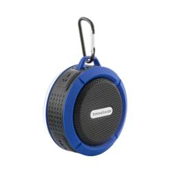 Vattentät Bluetooth Högtalare - Blå Blå