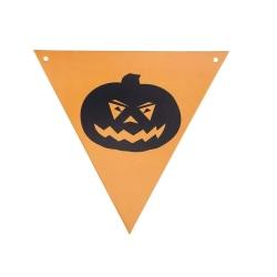 Vimplar med Halloween Tema Orange