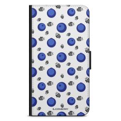 Bjornberry Fodral Huawei Honor 8 Lite - Blåbär