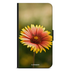 Bjornberry Fodral Huawei Mate 10 Lite - Gul Blomma