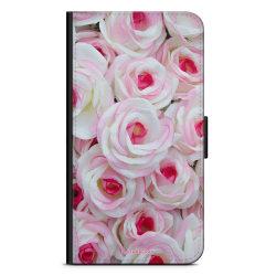 Bjornberry Fodral Huawei Mate 10 Lite - Rosa Rosor