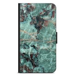 Bjornberry Fodral iPhone SE (2020) - Grön Marmor