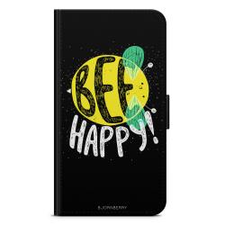 Bjornberry Fodral Motorola Moto G4/G4 Plus- BEE Happy