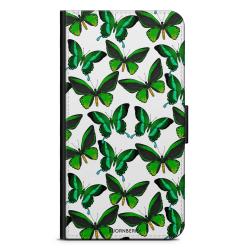 Bjornberry Fodral Motorola Moto G4/G4 Plus- Fjärilar
