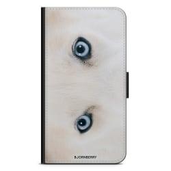 Bjornberry Fodral Motorola Moto G4/G4 Plus- Huskey Ögon