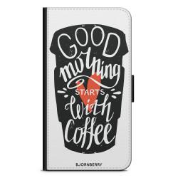 Bjornberry Fodral Samsung Galaxy A3 (2016)- Kaffe