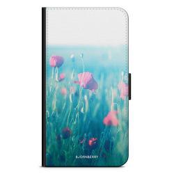 Bjornberry Fodral Samsung Galaxy A3 (2017)- Blommor