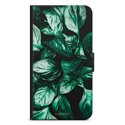 Bjornberry Fodral Samsung Galaxy A3 (2017)- Gröna Löv