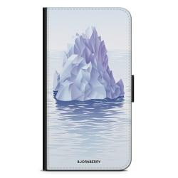 Bjornberry Fodral Samsung Galaxy A6+ (2018)-Isberg