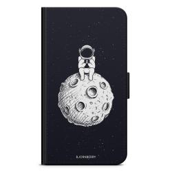 Bjornberry Fodral Samsung Galaxy A8 (2018)- Astronaut Mobil