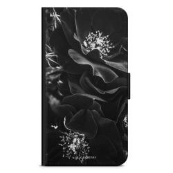 Bjornberry Fodral Samsung Galaxy A8 (2018)- Blommor i Blom