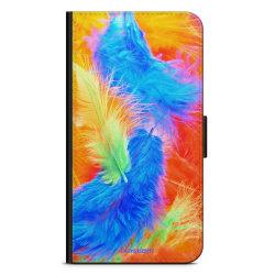 Bjornberry Fodral Samsung Galaxy Alpha - Påskfjädrar