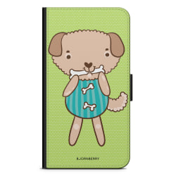 Bjornberry Fodral Samsung Galaxy Core Prime-Söt Hund