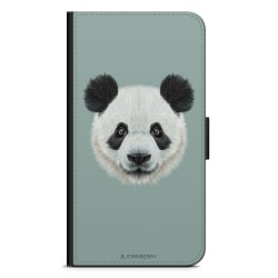 Bjornberry Fodral Samsung Galaxy J3 (2016)- Panda