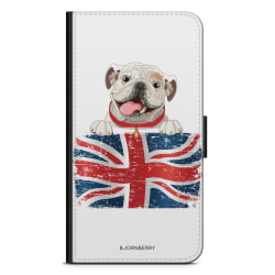 Bjornberry Fodral Samsung Galaxy J5 (2016)- Engelsk Bulldog