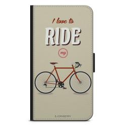 Bjornberry Fodral Samsung Galaxy J5 (2017)- Ride My Bicycle