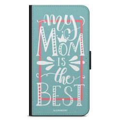 Bjornberry Fodral Samsung Galaxy Note 4 - Mom is the best