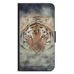 Bjornberry Fodral Samsung Galaxy Note 4 - Tiger Rök