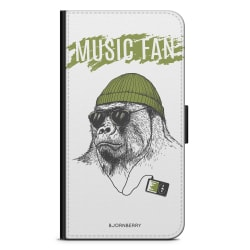 Bjornberry Fodral Samsung Galaxy Note 8 - Music fan