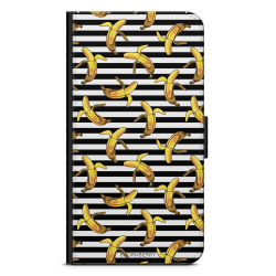 Bjornberry Fodral Samsung Galaxy S4 - Banan mönster