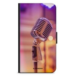 Bjornberry Fodral Samsung Galaxy S4 Mini - Gammal Mic