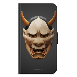 Bjornberry Fodral Samsung Galaxy S4 Mini - Hannya Mask