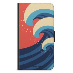 Bjornberry Fodral Samsung Galaxy S4 - Vågor