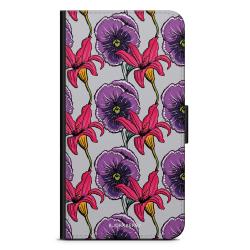 Bjornberry Fodral Samsung Galaxy S5 mini - Blommor