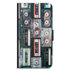 Bjornberry Fodral Samsung Galaxy S5 mini - Kassettband