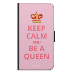 Bjornberry Fodral Samsung Galaxy S5/S5 Neo- Be a Queen