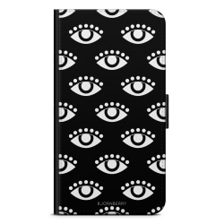 Bjornberry Fodral Samsung Galaxy S5/S5 Neo- Ögon