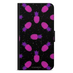 Bjornberry Fodral Samsung Galaxy S5/S5 Neo- Rymd Ananas